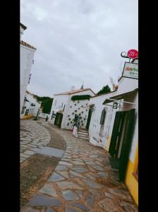 スペイン町並み